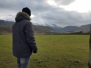 Jason in the Lake District