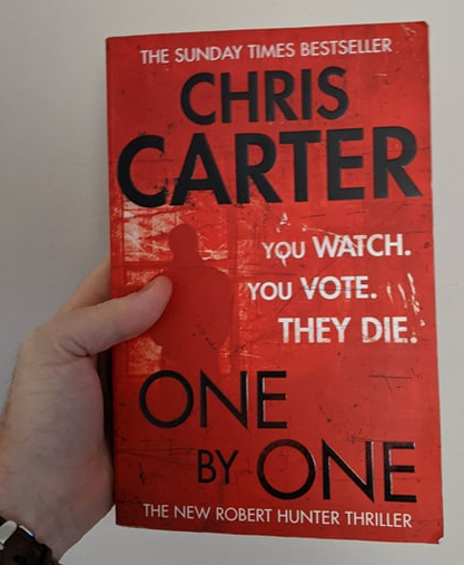 Chris Carter - One By One